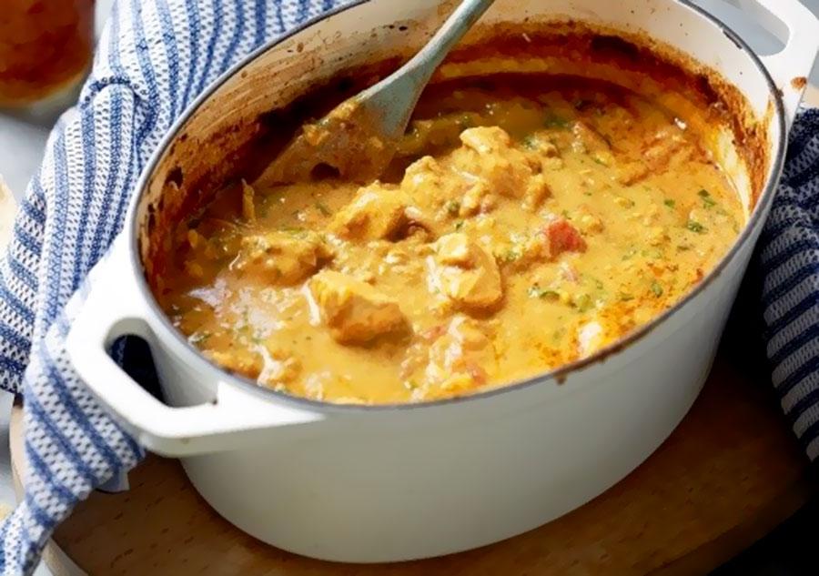 Superspeedy Chicken Madras Fitnaturally