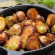 Herby roast potatoes fitnaturally healthy eating nutrition diet weightloss