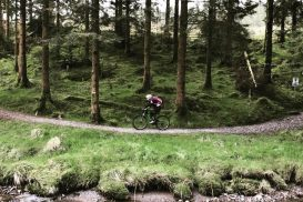 Cycling the Trans Cambrian Way