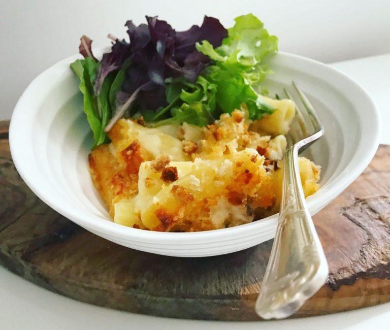 How to make macaroni cheese