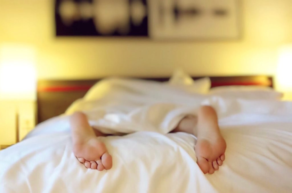 Insomnia, and how diet affects sleep