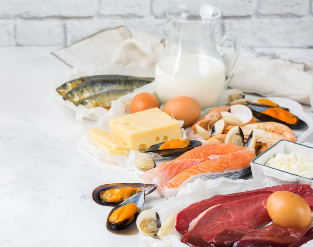 Protein priority order