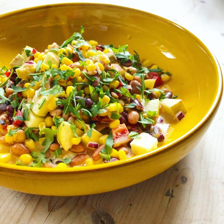 The best bean salad recipe