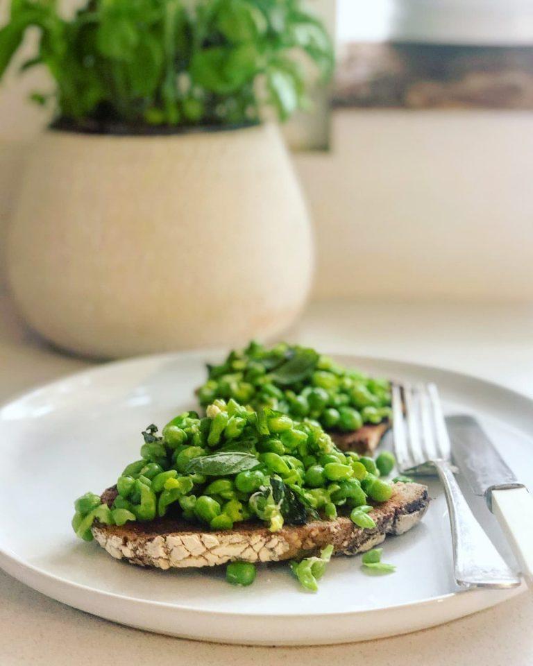 Recipes for peas