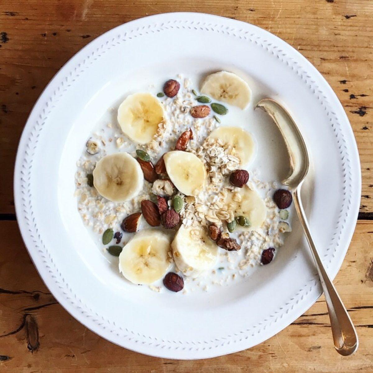 Cool porridge